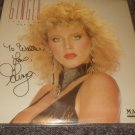 "Ginger Lynn signed inscribed very rare 12"" single"