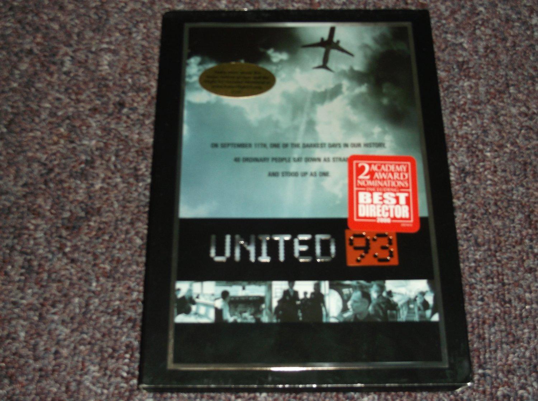United 93 DVD Region 1