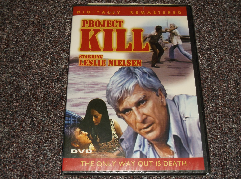 Project Kill DVD factory sealed Region 0