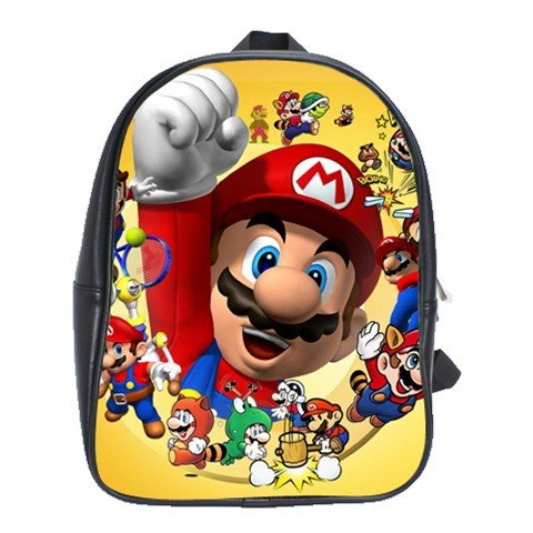 Super Mario School Bag #85057699