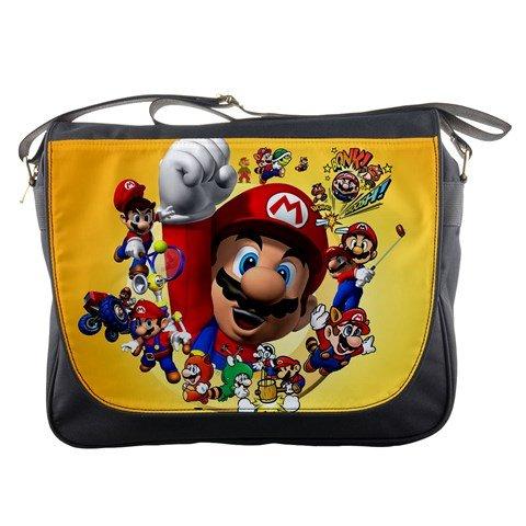 Super Mario Messenger Bag #85057700