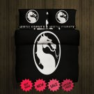 Mortal Kombat Fleece Blanket Large & 2 Pillow Cases #85299057,85299060(2)