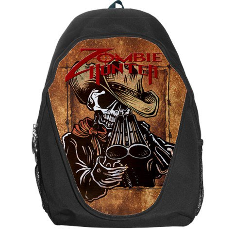 Zombie Hunter Backpack Bag  #80147356