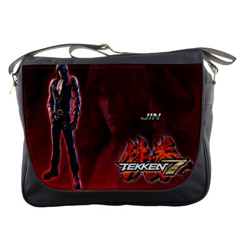 Tekken Messenger Bag #86836168