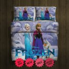 Frozen Anna Elsa Olaf Fleece Blanket Large & 2 Pillow Cases #81465064,81468140(2)