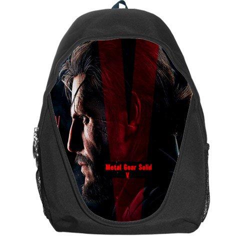 Metal Gear Solid V Backpack Bag #93260080