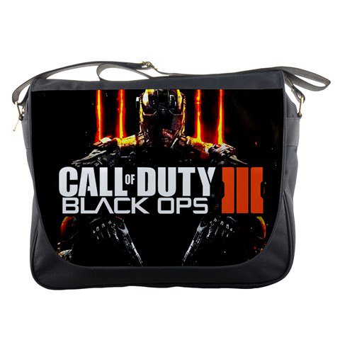 Call Of Duty Black Ops Messenger Bag #93242318