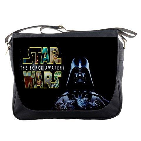 Dark Vader Star Wars The Force Awakens Messenger Bag #94238509