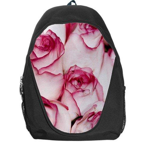 Pink Roses Backpack Bag #94421701