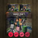 Mine Craft New Blanket Large & 2 Pillow Cases #96488565 ,96488569(2)