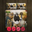 Kungfu Panda 3 5 Worrious Blanket Large & 2 Pillow Cases #97292380 ,97292381(2)