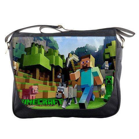 Mine Craft New Messenger Bag #97295882