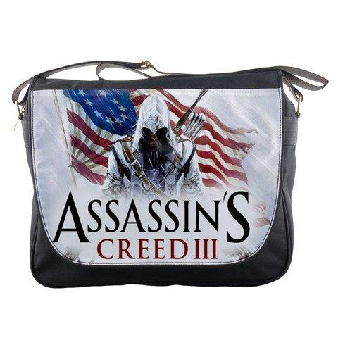 Assassins Creed 3 New Messenger Bag #97363920