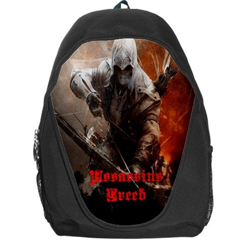 Assassins Creed New Backpack Bag #97363925