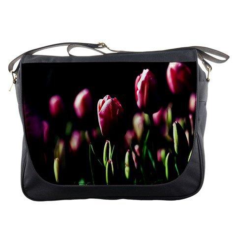 Tulips Messenger Bag #98648076