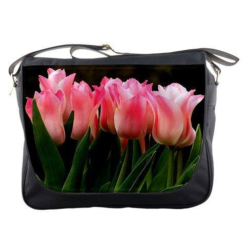 Tulips 4 Messenger Bag #98650478