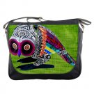 Aztec owl Messenger Bag #98727272