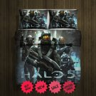Halo 5 Guardians Blanket Large & 2 Pillow Cases #102919421,102919424(2)