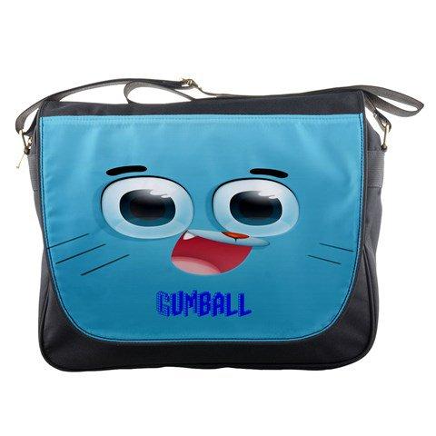 Gumball Messenger Bag #102919440