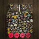 Pokemon Go Blanket Large & 2 Pillow Cases #106830833,106830834(2)