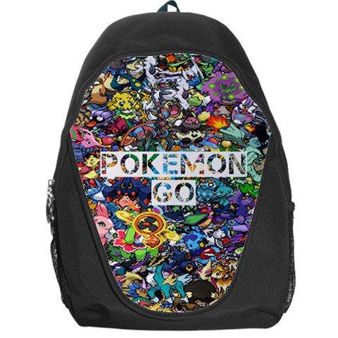 Pokemon Go Backpack Bag #106839037