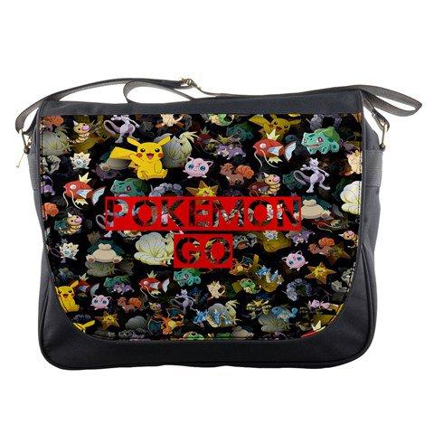 Pokemon Go 2 Messenger Bag #106839038