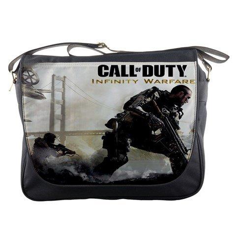 Call Of Duty Infinity Warfare Messenger Bag #110743325