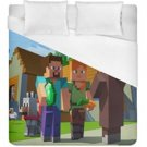 Mine Craft Duvet Cover King Size #110172381