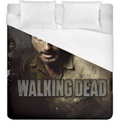 Walking Dead Duvet Cover King Size #108907055