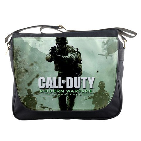Call Of Duty Messenger Bag #117932945