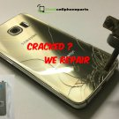 New OEM Samsung Galaxy S6 Battery Cover Door Replacement Repair Service