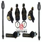 2003 Dodge Durango Free Shipping Suspension Steering Kit Upper Lower Ball Joint