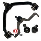 2 Upper Control Arm and Ball Joint Assembly 2 Lower Ball Joints Explorer Ranger
