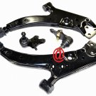 2 Lower Control Arms Suspension 2 Lower Ball Joints Toyota Tercel Paseo 1.5L
