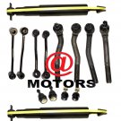Front Shock Absorbers Rack End Ball Joint Sway Bar Link Jeep Grand Cherokee 2004