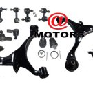 2001-05 Honda Civic Suspension Steering Kit Inner Outer Tie Rod Ends Sway Bars