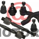 Steering Tie Rods Upper Lower Ball Joints For Pick Up Frontier Pathfinder Xterra