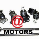 Durango Dakota 2WD Suspension Upper Lower Ball Joints Tie Rod Ends Right Left