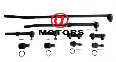 1997 Dodge Ram 3500 Replacement Suspension & Steering Kit Inner Outer Tie Rods