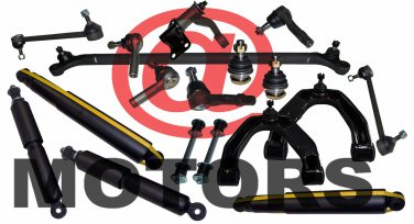 Center Link Tie Rods Control Arms� Shocks Absorbers Ball Joint for Nissan Xterra