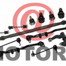 Front Center Link For Nissan Frontier Tie Rod End Sway Bar Idler Arm Joints RWD