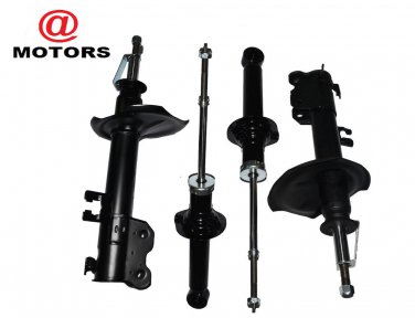 2000 2001 Fits Sentra Suspension 2 Front Strut Shocks Assembly RH & LH 1.8 2.0
