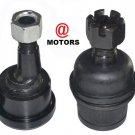 New 2 Lower 2 Upper Suspension Ball Joint 2005 Dodge Ram 2500 4WD Models