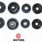 2 Front Suspension Strut Mount Right Left Kit New Mercury Marquis Cougar Capri