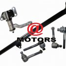 Kit Pickup Pathfinder D21 4WD Steering Center Link Tie Rod Ends Idler Arm New