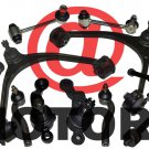 Lexus GS300 GS400 GS430 SC430 Tie Rods Sway Bar Control Arm Ball Joint Kit Set
