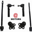 Chevrolet Impala Pontiac Grand Prix Tie Rods Ball Joints steering Suspension New