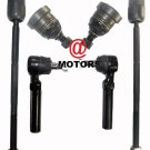 Ford Mustang Suspension Steering 2 Ball Joints 4 Tie Rods Right Left New Kit