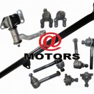 Pickup D21 Pathfinder Ball Joints Tie Rods Idler Arm Center Link 4X4 Steering