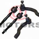 New Tie Rod Axle Joint Lower Steering Axle Rods Mitsubishi MONTERO/ PAJERO 01-06